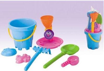 Sand beach toys 8pcs- ksl108853