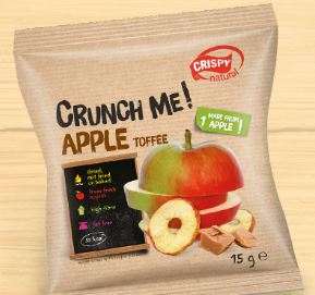 Apple toffee
