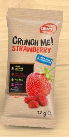 Crunch me! strawberries