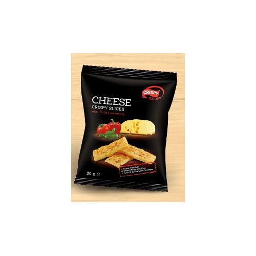 Cheese crispy slices