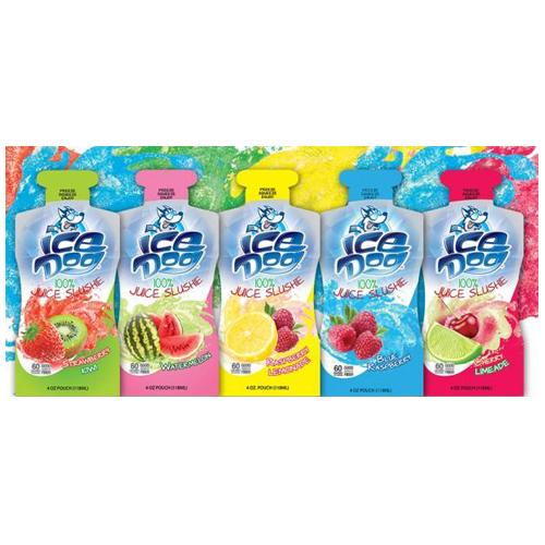 Ice dog juice