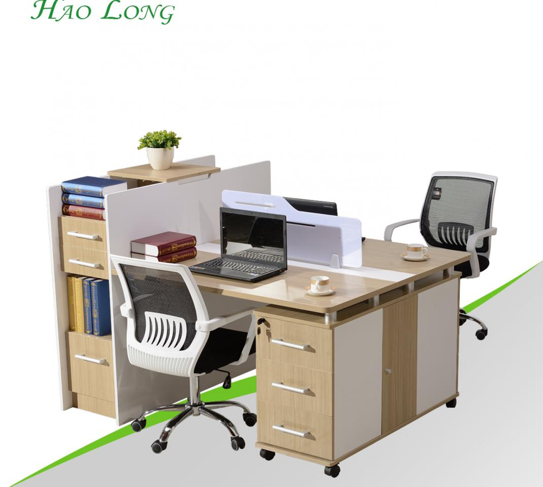 2 people workstation