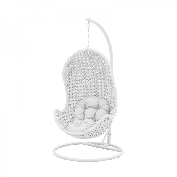 Daydreamer hanging chair white