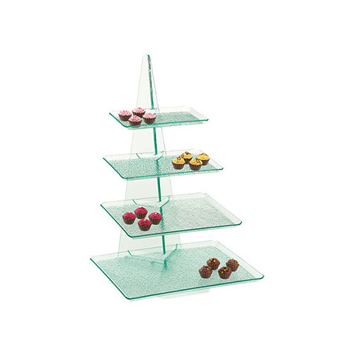 Pyramid stand