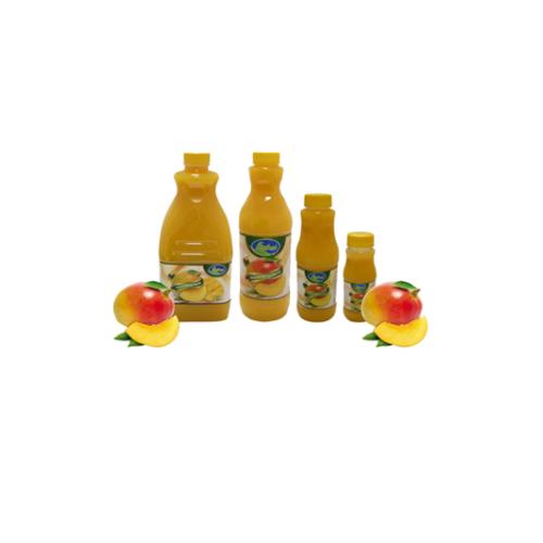 Natural mango nectar