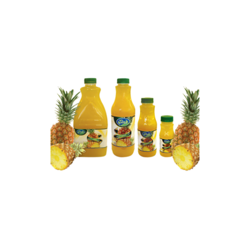 Natural pineapple nectar