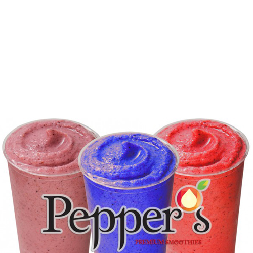 Pepper's smoothies