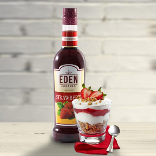 Eden gourmet syrups & shakers