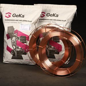 GeKa S 3 Mo Submerged Arc Welding Wire_2