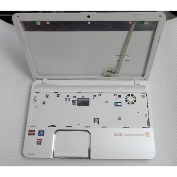 Full body case for toshiba satellite l850d pn: pskeca-00w002