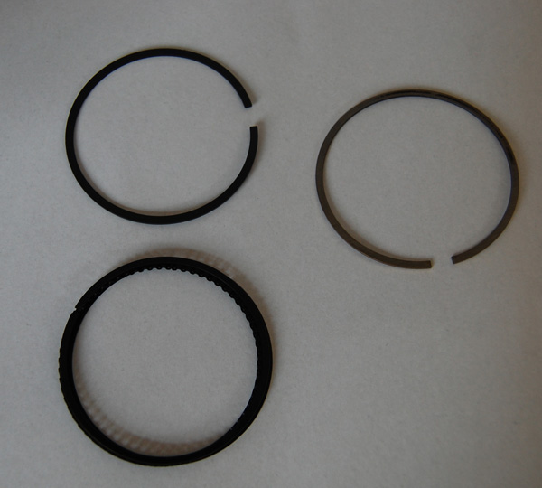 Motorcycle piston ring-a05