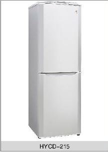 Medical refrigerator and freezer