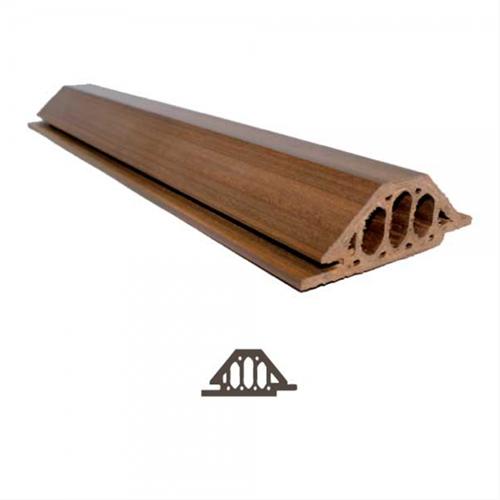 Rail: hl06532 half log outdoor 65 x 32
