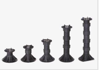Adjustable plastic paving & decking supports (k-75)