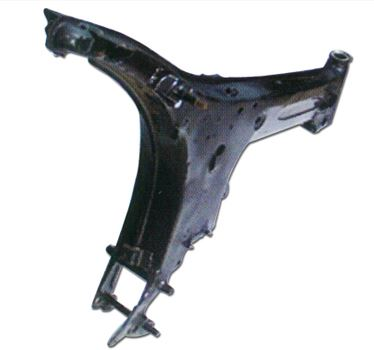 Yb100-motorcycle frame