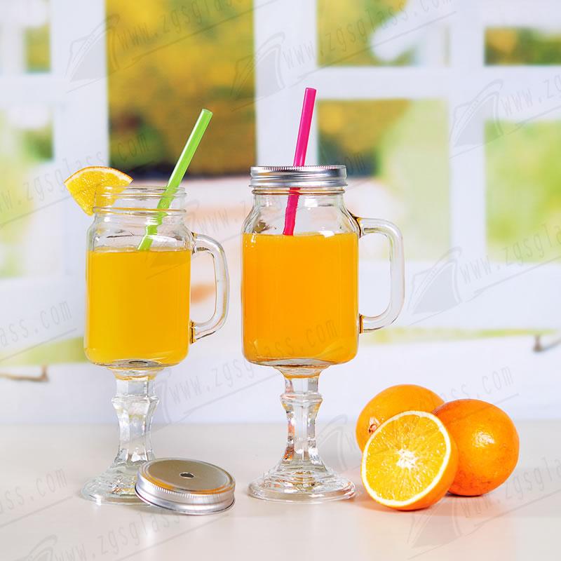 GLASS MASON JAR 142566_2