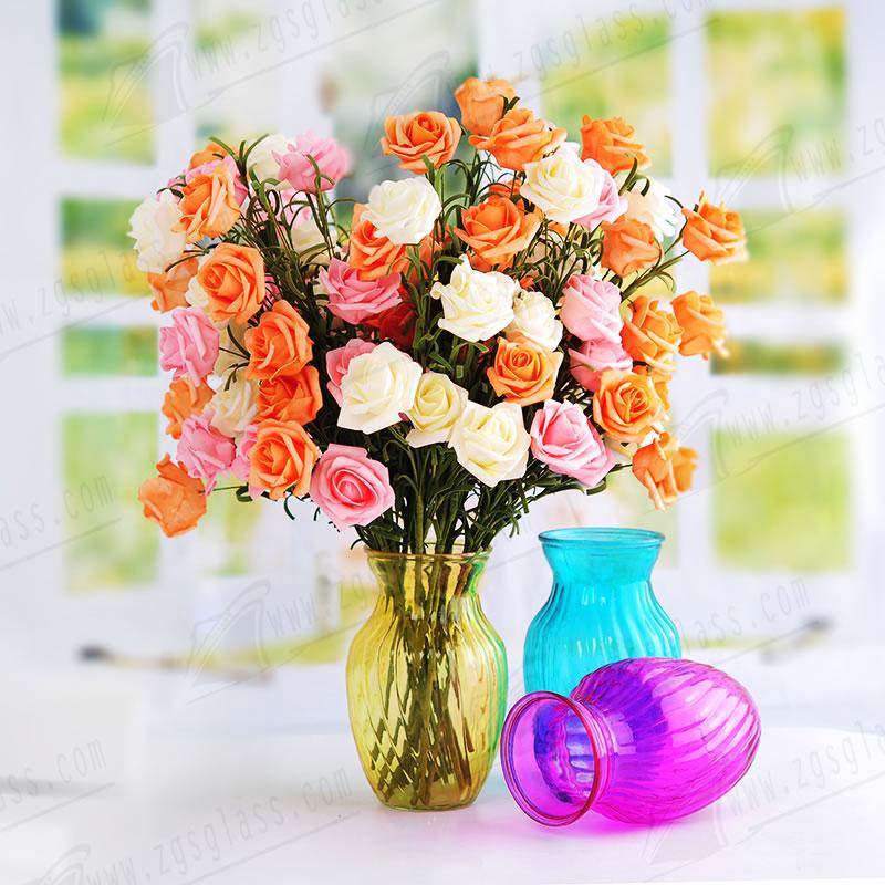 Glass vase 141806