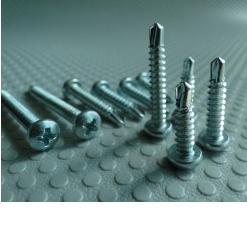 Phil recess pan head drill screws