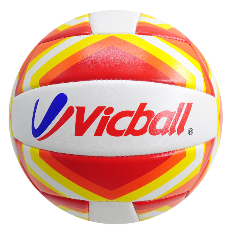 Pvc machine stitch volleyball