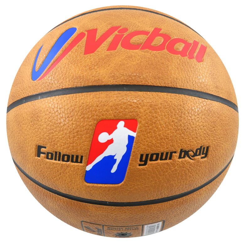 Pvc material basketball