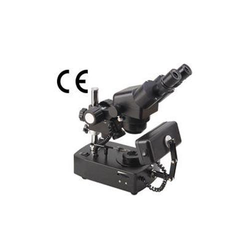 Darkfield jewelry gem stereo zoom microscope