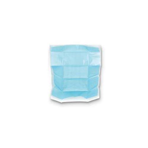 Diamond parcel paper-inside blue/white
