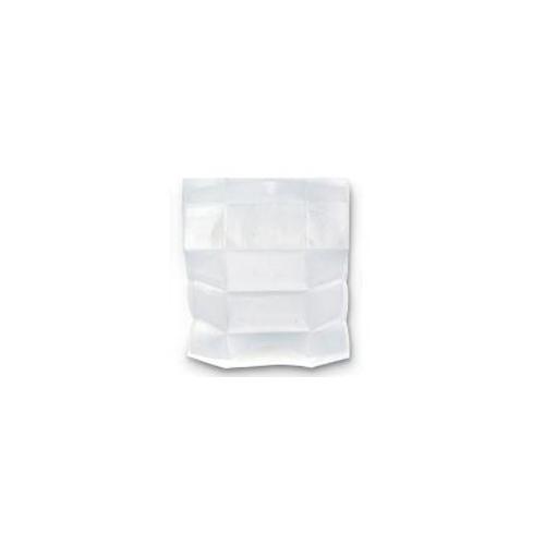 Diamond parcel paper-inside white/white