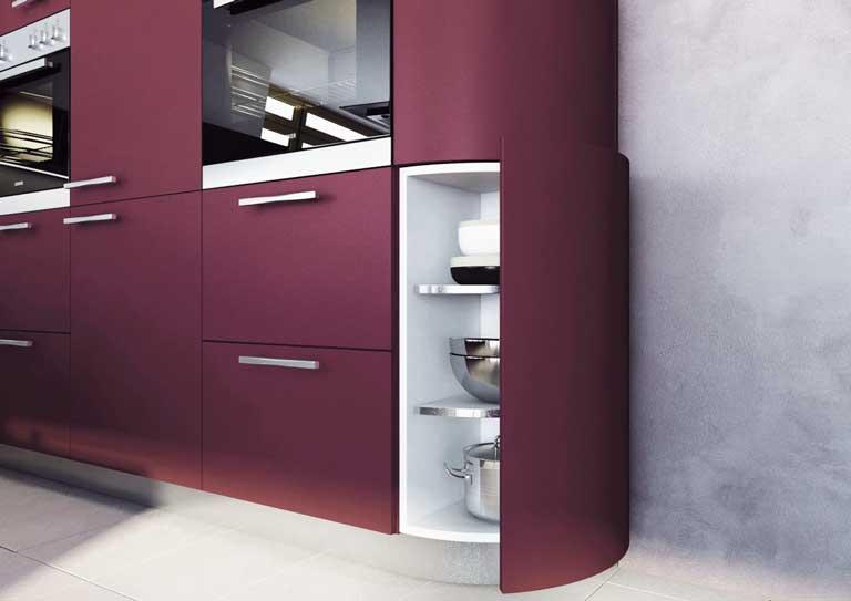 Rondo cabinet