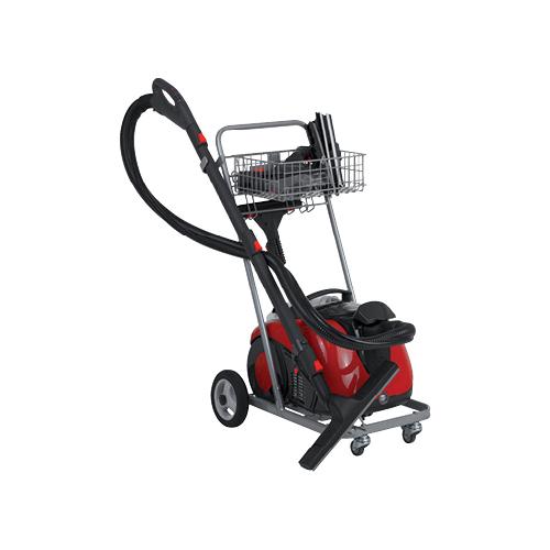 Professional steam & vacuum cleaner