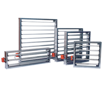 Sm inlet shutters series