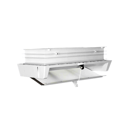 Air intakes / air inlets / attic inlets - il attic inlets