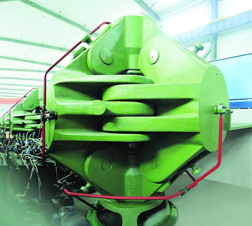 Hpht cubic press