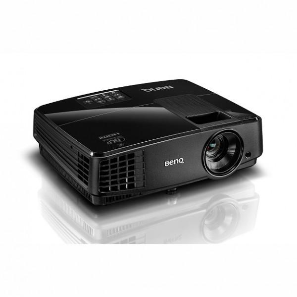 BENQ MS521P Digital Projector_4