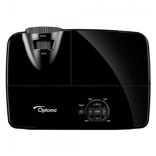 Optoma H100 3D Entertainment Home Cinema Projector_4