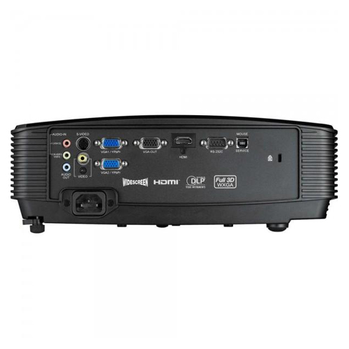 Optoma H100 3D Entertainment Home Cinema Projector_3