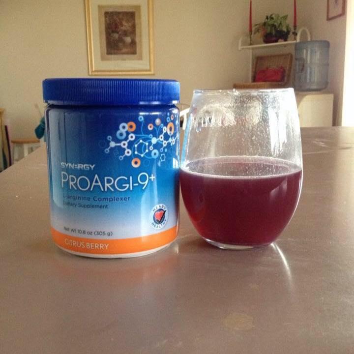 Proargi 9 plus l-arginine mixed and citrus berry 30 packs