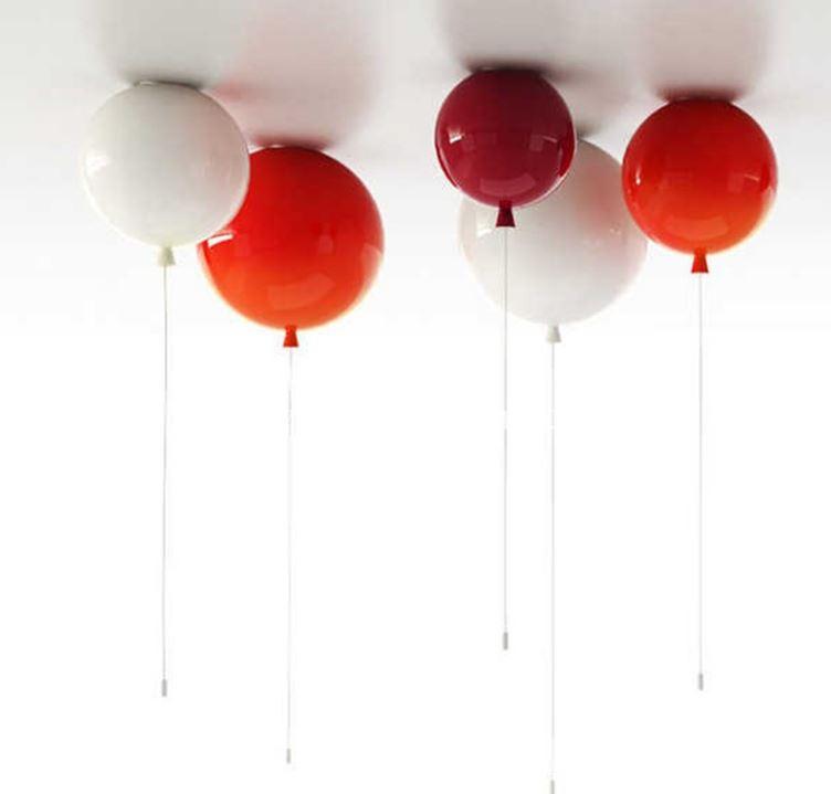 Balloon shaped decorative light-5055c