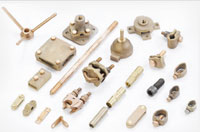 Earthing materials & power resistors