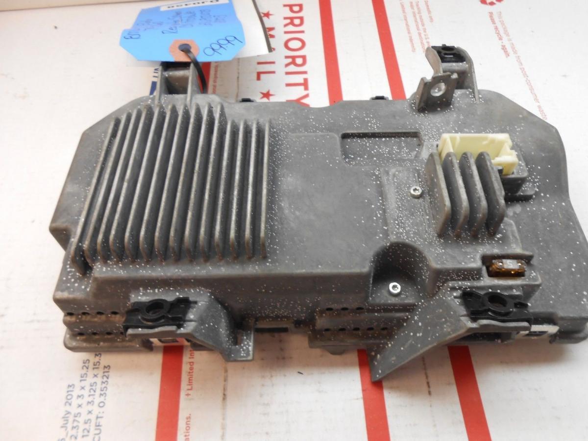 Bosch control unit e65 66