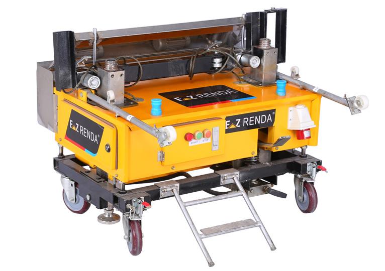 Rendering machine (ez-vista)