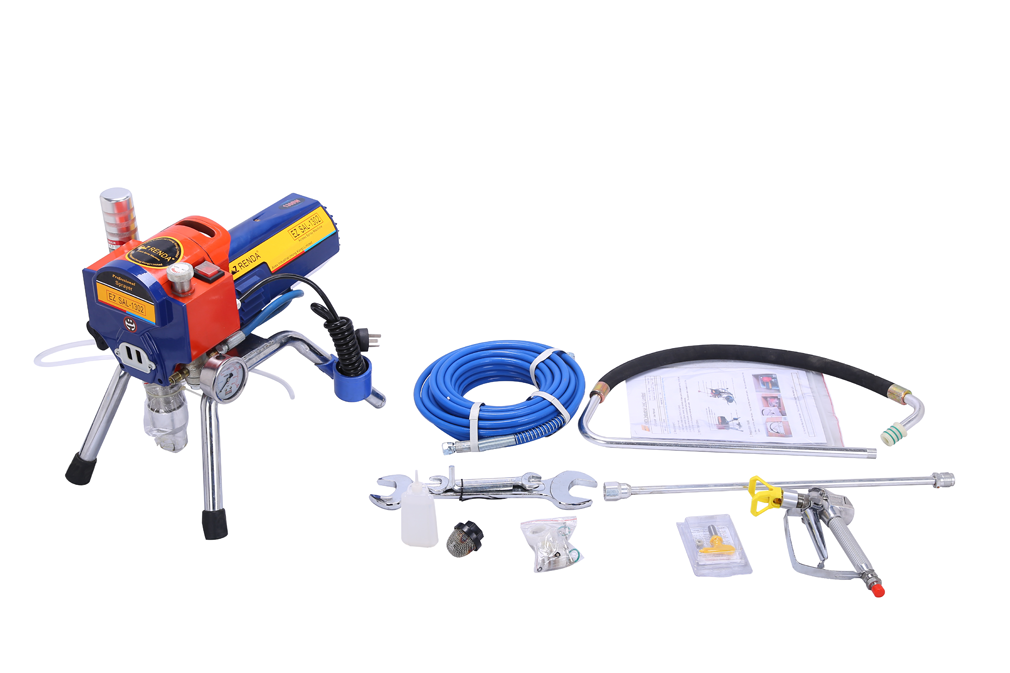 Airless paint spray Machine (EZ-SAL-13012)_2