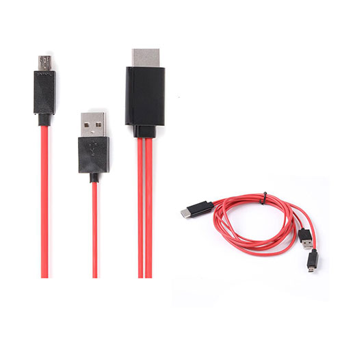 Micro usb to hdmi converter (mhl)