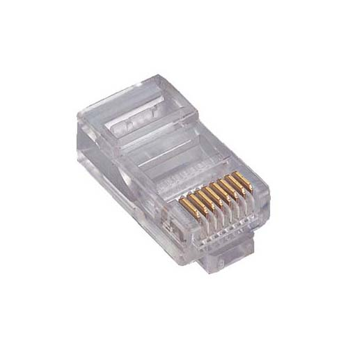 Rj-45 cat5e connectors
