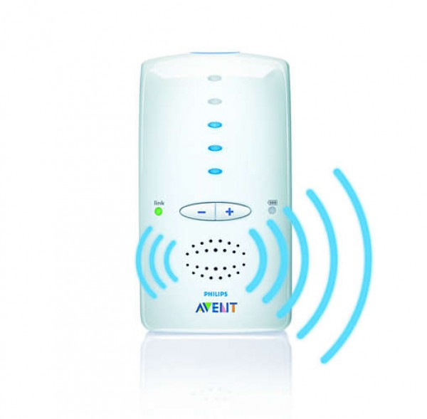 Philips Avent DECT Baby Monitor SCD510_4