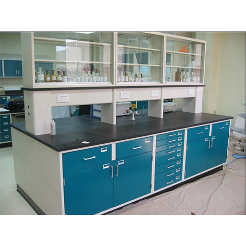Trespa - worktop laboratory furniture