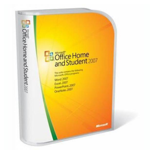 Microsoft Office Home and Student 2007 79G-00298