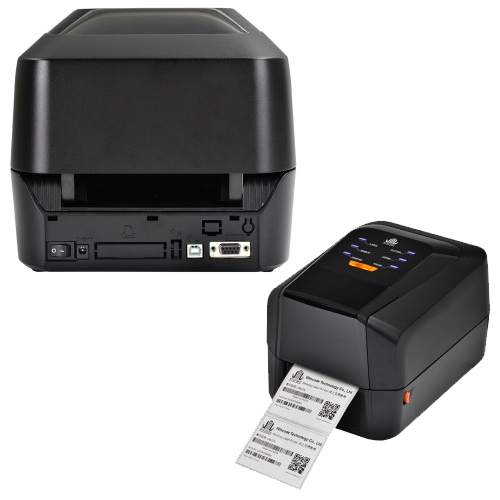 Desktop label printers - lp433n