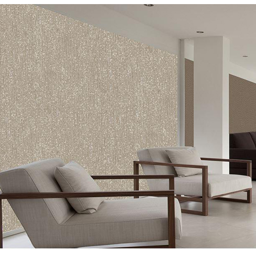 Textile wallpaper   - residential wall covering