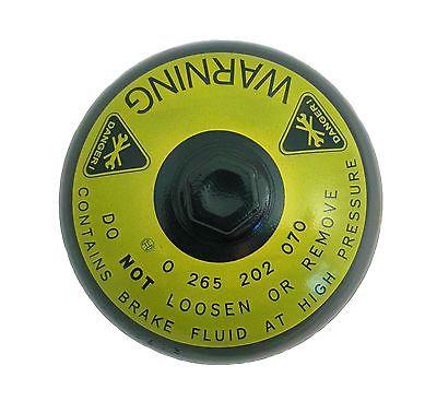 Bosch pressure reserviour