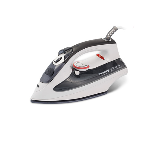 Steam iron white